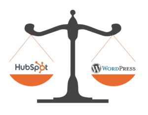 hubspot-vs-wordpress